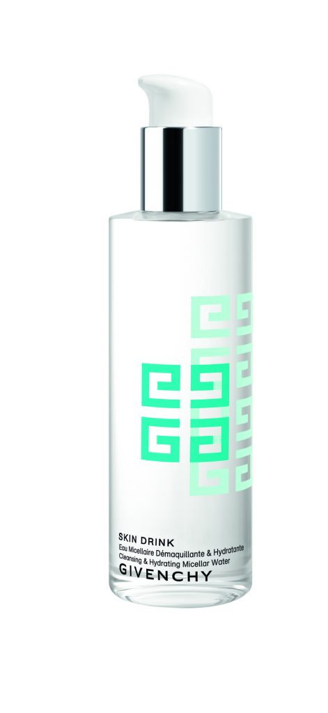 Cleanser skin drink micellar water 2013