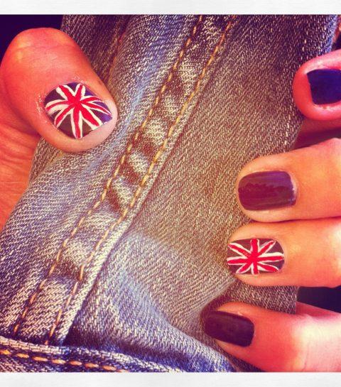 Le nail art spécial fashion week de Londres