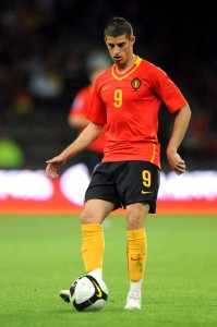 foot : belgium - estonia