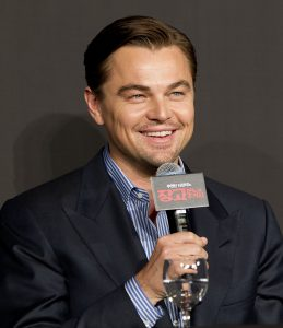 South Korea: Leonardo di Caprio attends a press conference in Seoul