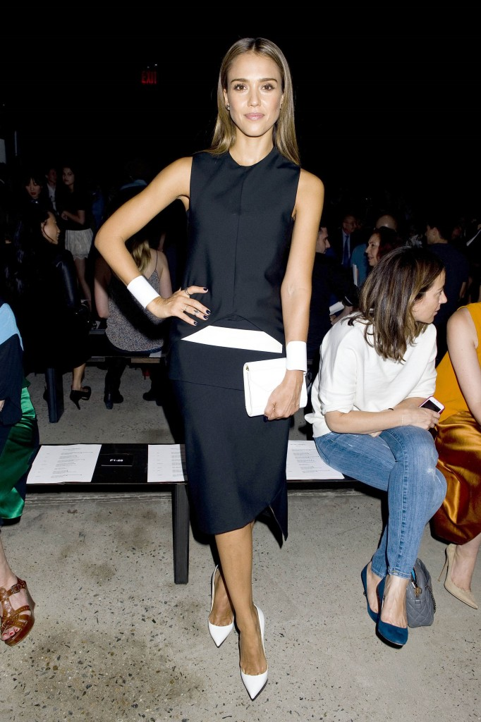 narcisco rodriguez during spring 2014 mercedes-benz fashion week