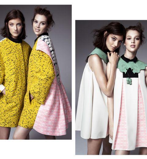 La collection de la gagnante du H&M Design Award