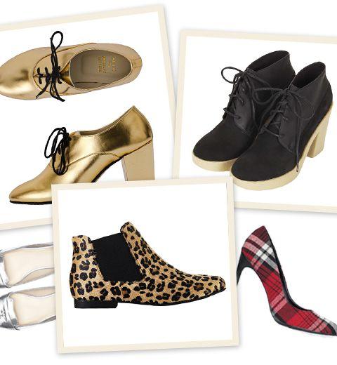 10 paires de chaussures pour la rentrée à moins de 100€