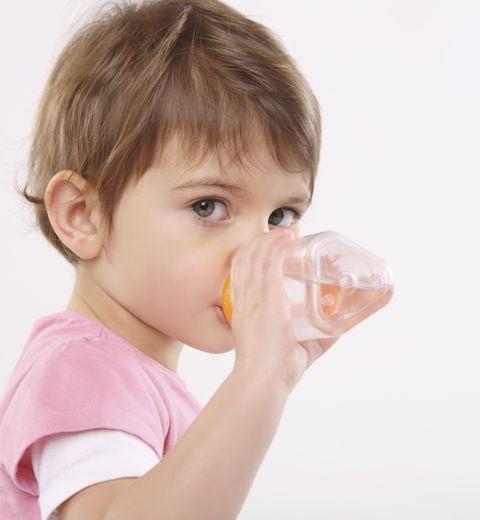 Neuf enfants sur dix ne s'hydratent pas suffisamment