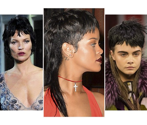 Nouvelle Coupe Rihanna: Pour Ou Contre Le Retour De La Coupe Mulet ?
