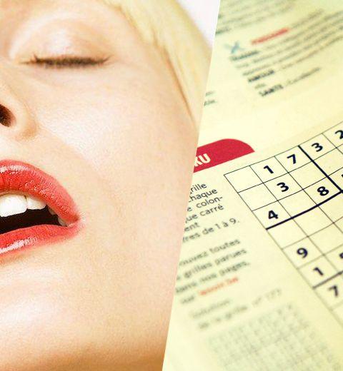 Pourquoi l'orgasme est-il plus fort que le Sudoku pour muscler le cerveau ?