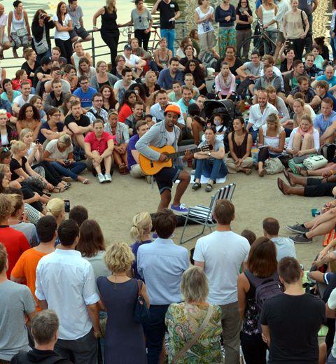 Concert surprise de Patrice à Bruxelles: on a le lieu!