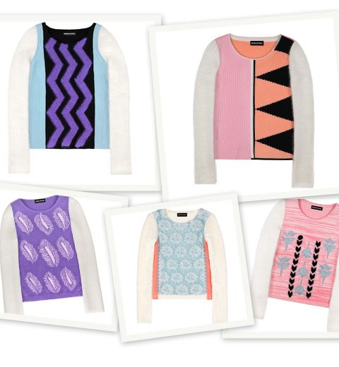 Le retour du Poor Boy Sweater de Sonia Rykiel