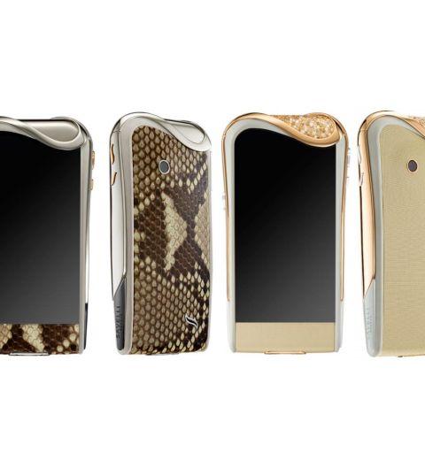 Le smartphone deviendra-t-il le prochain bijou de luxe ?