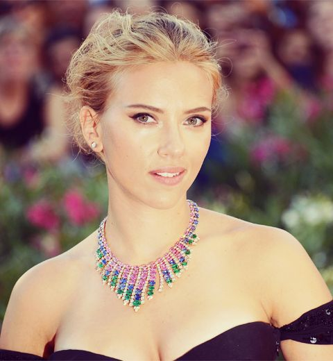 Scarlett Johansson est fiancée à Romain Dauriac