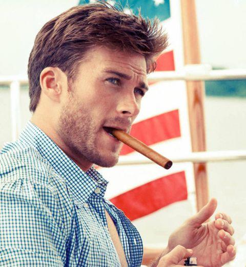 Scott Eastwood, le beau gosse de la semaine