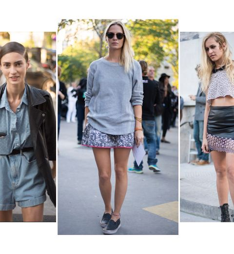 Streetstyle Paris Fashion Week : y'avait qui de beau chez Vaccarello ?