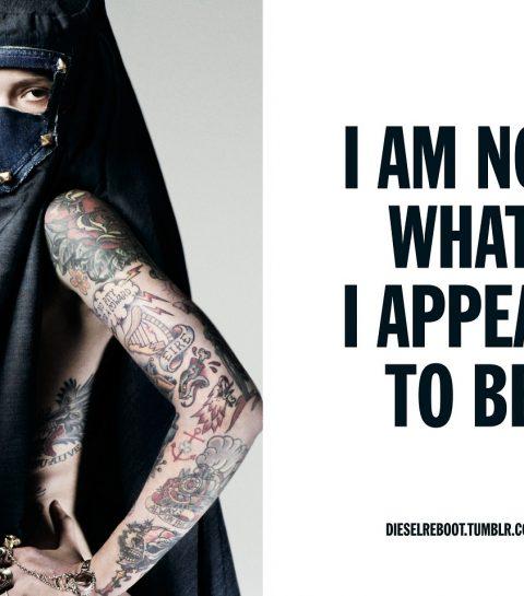 Qui a peur du niqab à clous?
