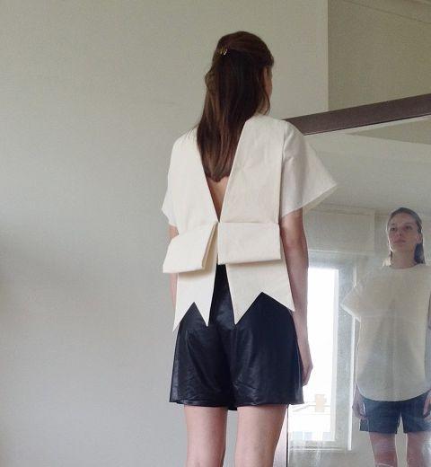 Brussels Fashion Days : la collection de Damien Fredriksen Ravn, c'est pour quel genre de spectre ?