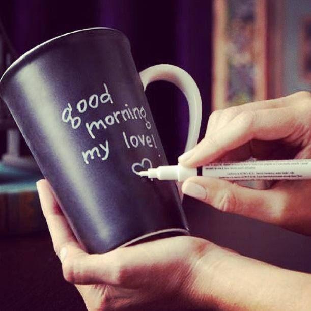 Avec le café du matin
