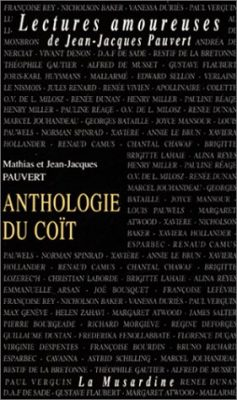 L'anthologie du coït