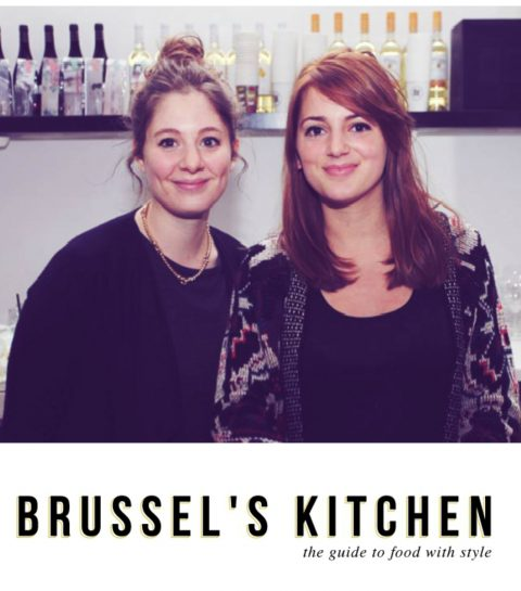 Qui se cache derrière le site Brussel's Kitchen?