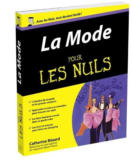 livres mode
