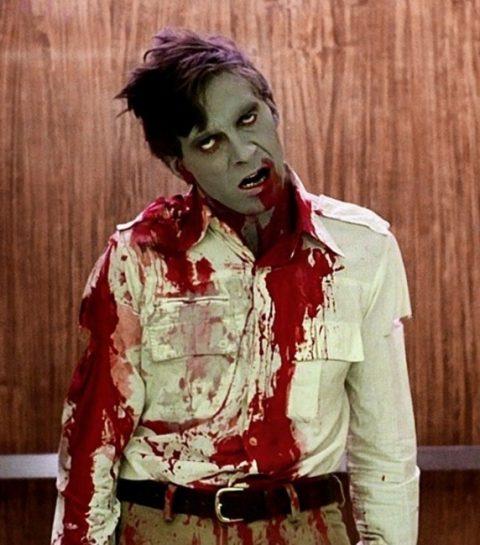 Une journée pour devenir un vrai fan de zombies? C'est par ici… (on éloigne les gamins)