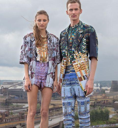 Brussels Fashion Days : Krjst, c'est pour les saints ?