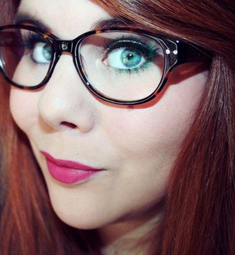 91aa24fba9 Comment se maquiller lorsqu'on porte des lunettes? - ELLE.be