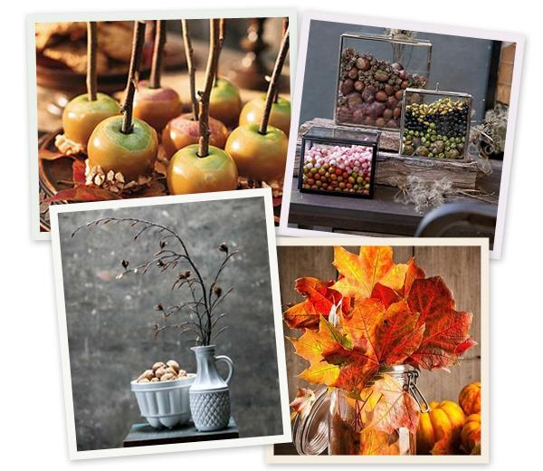 10 idées pour faire entrer l'automne dans son salon