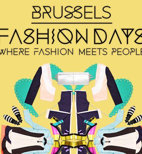 Rencontrer la mode aux Brussels Fashion Days