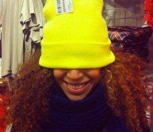 Le bonnet fluo - 20€