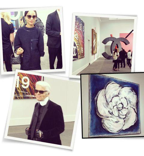 First view: les premières photos du défilé Chanel