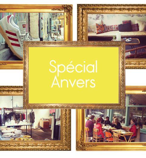 Une journée à Anvers? On fait quoi?