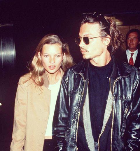 Kate Moss et Johnny Depp à nouveau ensemble?