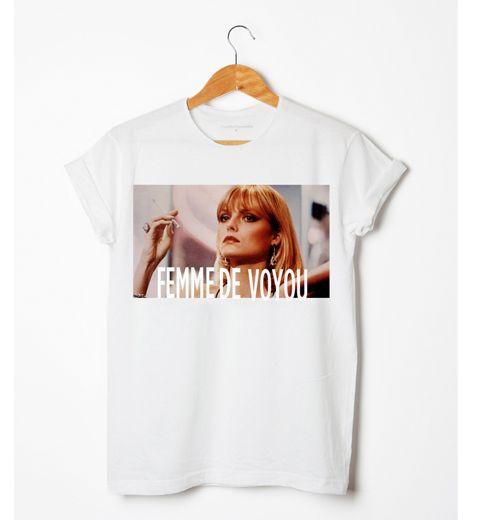 Le t-shirt «Femme de Voyou»