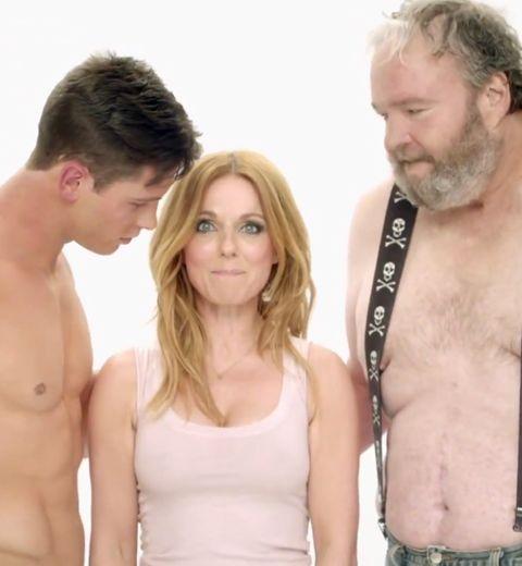 Le nouveau clip de Geri Halliwell