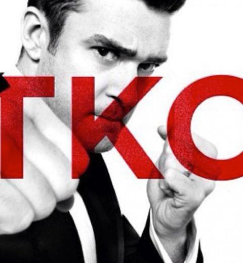 TKO, le nouveau single de Justin Timberlake
