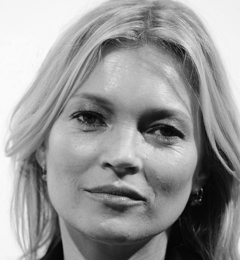 Kate Moss rédactrice mode pour Vogue UK