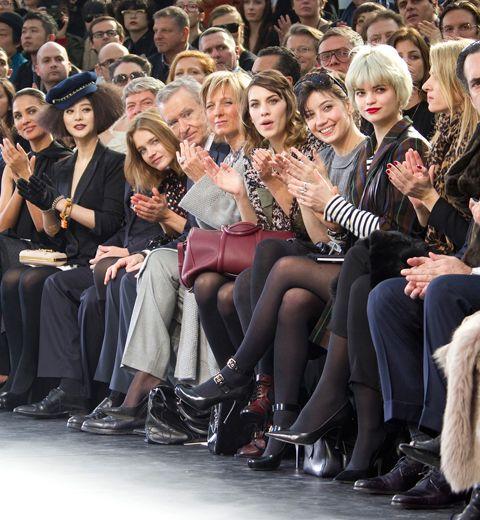 Regardez le défilé Louis Vuitton en live sur ELLE.be le 2 octobre à 10h