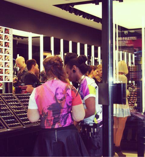 MAC Cosmetics débarque rue Neuve
