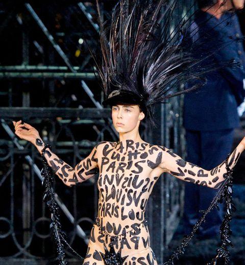 Marc Jacobs: son dernier défilé pour Louis Vuitton