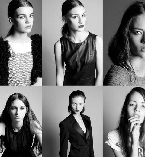 Les new faces de Dominique Models