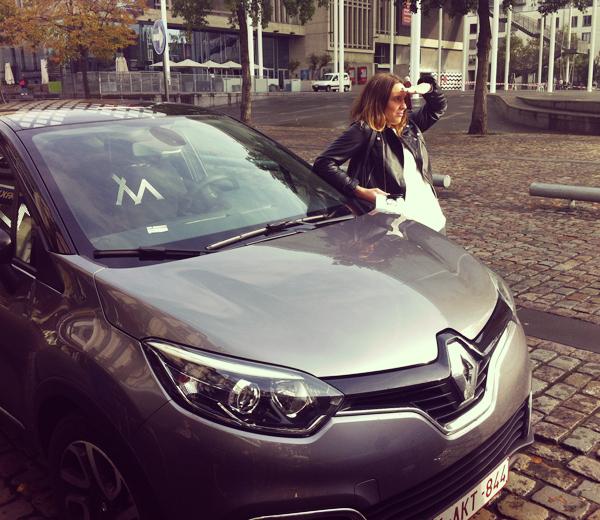 Notre Renault Captur devra prendre les choses en main.