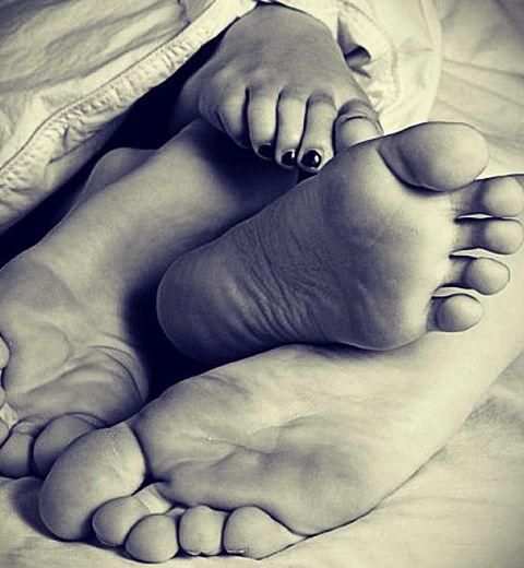Comment avoir des pieds tout doux en une heure?