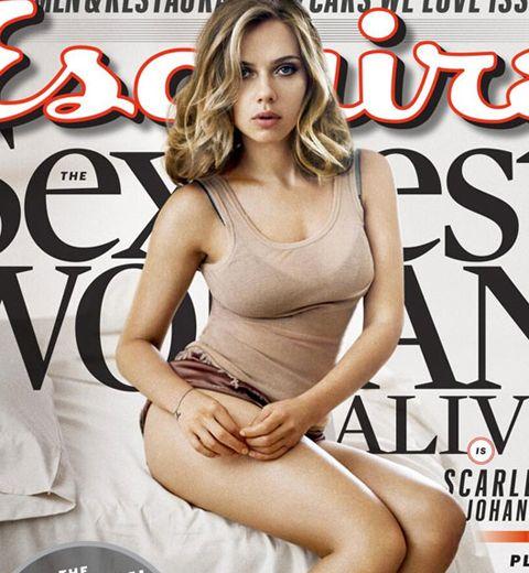 Et pour nous, la femme la plus sexy du monde, c'est qui ?