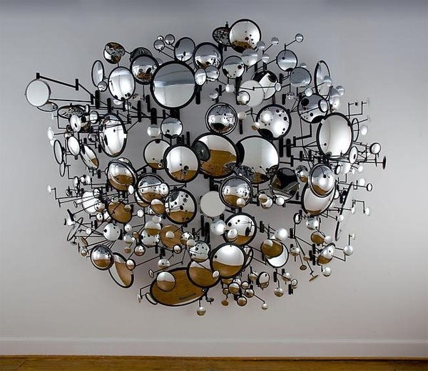 12 miroirs originaux pour décorer une pièce - 1
