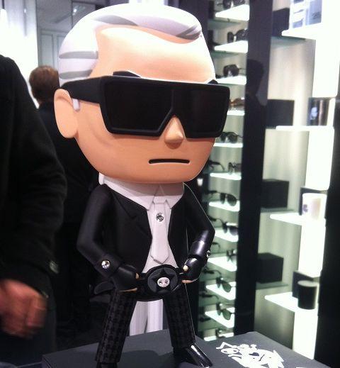 Ouverture de la boutique Karl Lagerfeld à Anvers : nos coups de coeur pour les fêtes