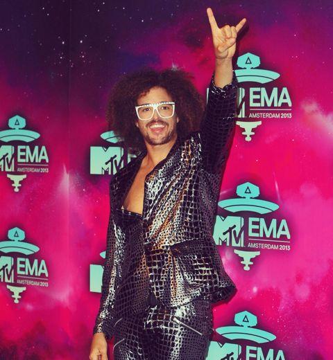 MTV EMA 2013: le tapis rouge