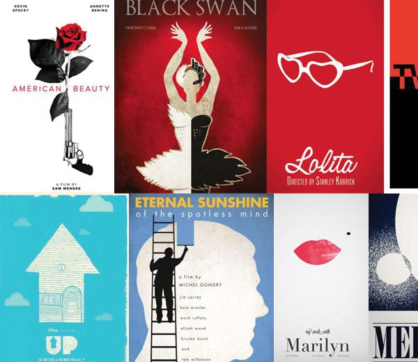 20 affiches de films reinventées par des fans