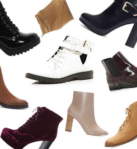 20 paires de boots à moins de 100€