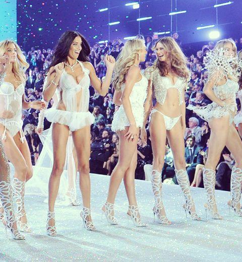 Les photos du Victoria's Secret Fashion Show à NY