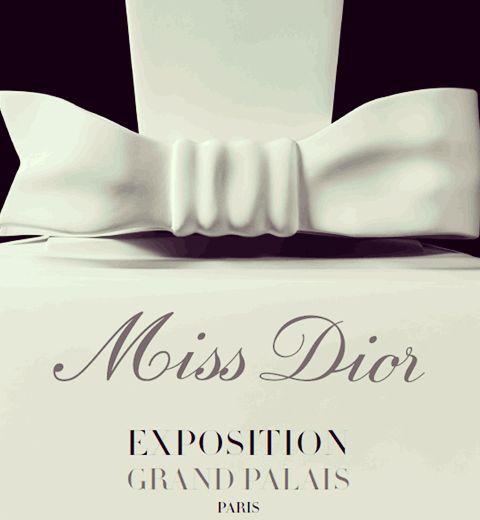 L'exposition Miss Dior au Grand Palais à Paris