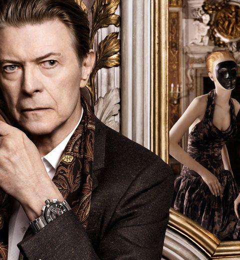 David Bowie X Louis Vuitton